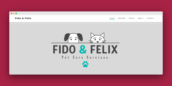 Fidoandfelix.uk